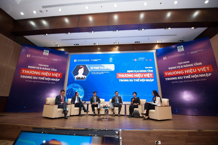 vietnam value programme celebrates strengthening vietnamese brands