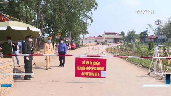 Vinh Phuc proactive in preventing COVID-19's spread