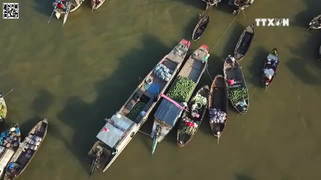 Mekong Delta develops new tourism products