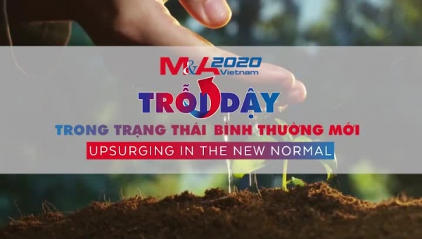 "Vietnam M&A Forum 2020 themed ""Upsurging in the new normal"""