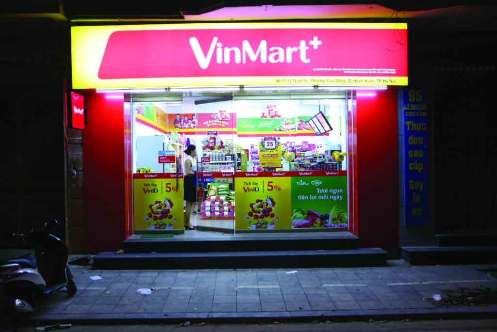 vietnam in golden period for convenience stores