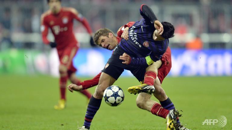 Gallant Gunners bow out despite win in Munich