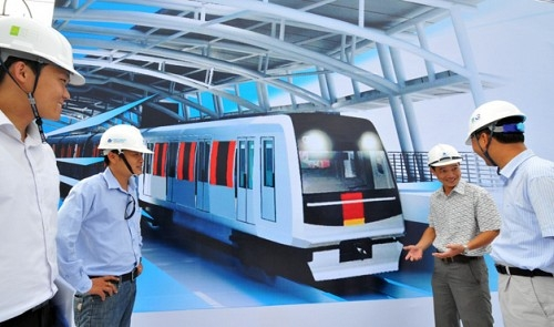 Binh Duong to build metro line to HCMC