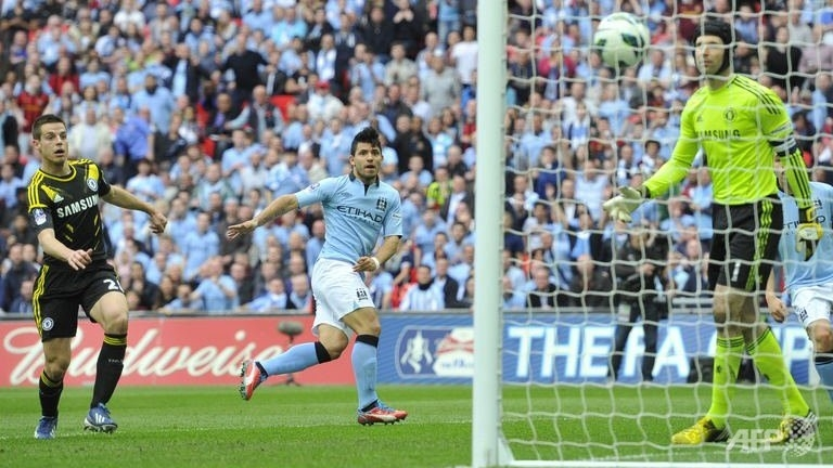 City end Chelsea's FA Cup defence