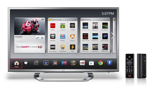 LG first to launch next Google TV update