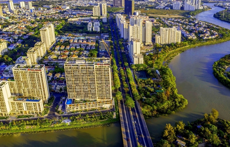 Ho Chi Minh City puts priority on high rise building along metro lines
