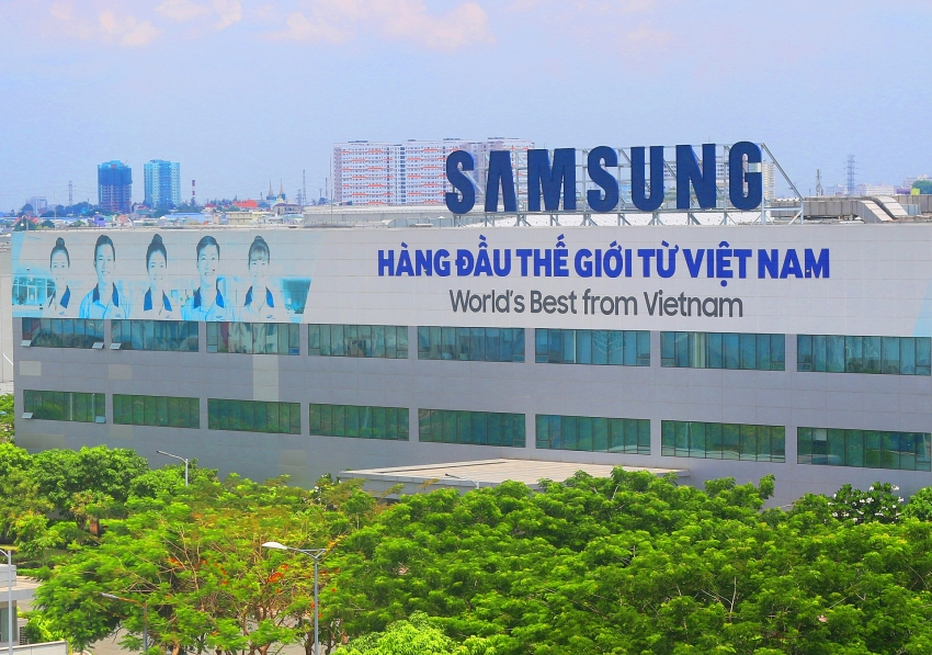 samsung hcmc converted to processing enterprise
