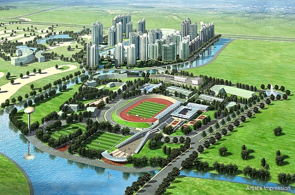 keppel land consolidates ownership of 500 million saigon sports city