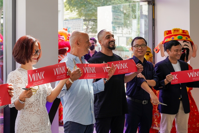 launch of wink hotel saigon centre brings fresh breeze to hospitality market