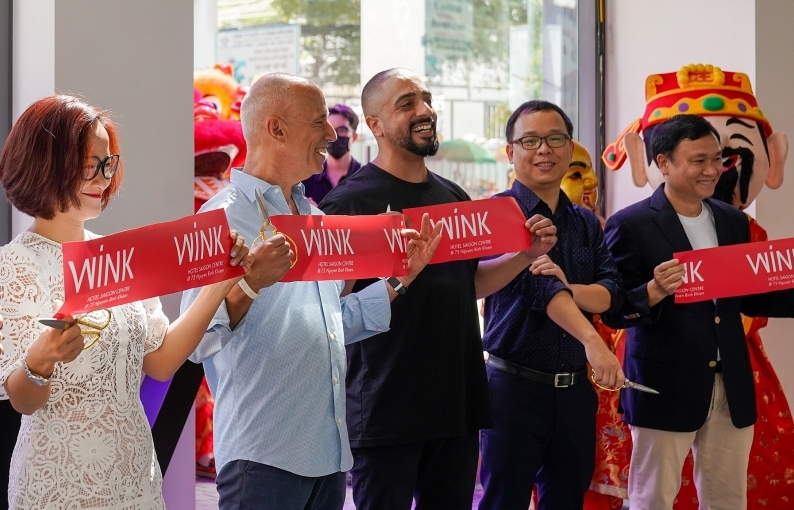 Launch of Wínk Hotel Saigon Centre brings fresh breeze to hospitality market