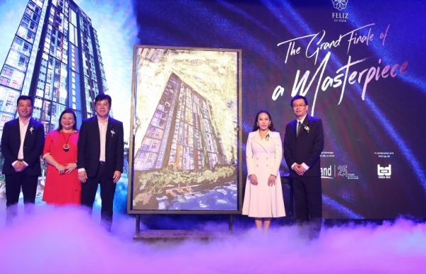 capitaland topped out feliz en vista