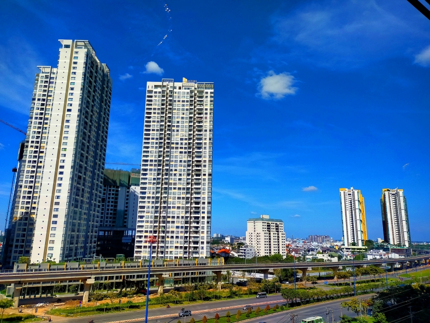 apartment prices in ho chi minh city down 15 per cent on quarter