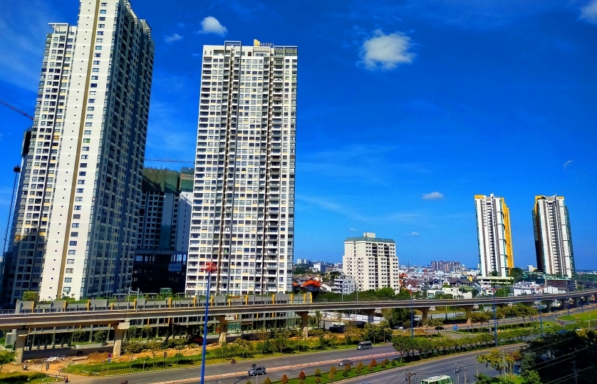 Apartment prices in Ho Chi Minh City down 15 per cent on-quarter