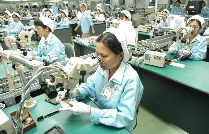 Supply chain is heading to Vietnam