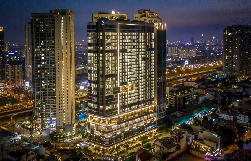 luxury mixed use development q2 thao dien ready for handover by this april