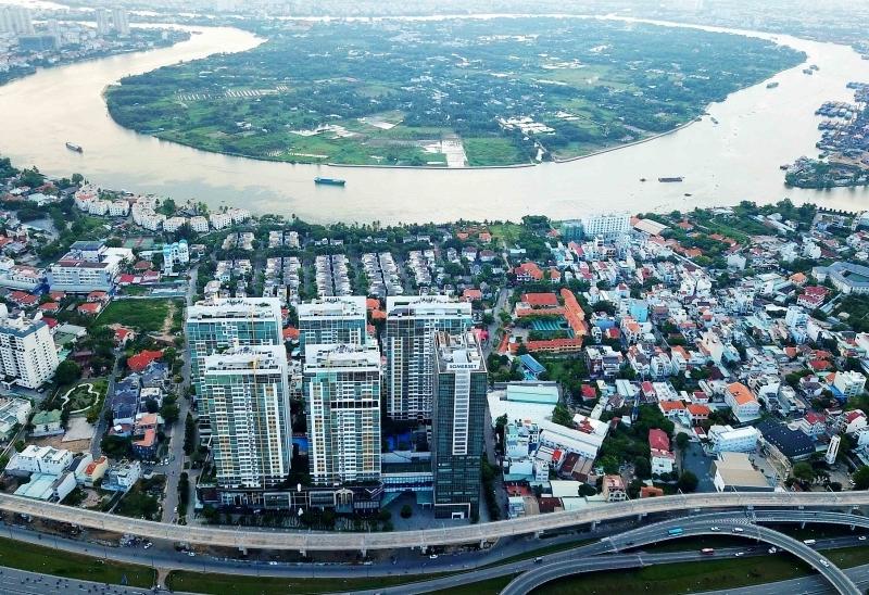 Lotte's Eco-Smart City and Keppel Land's Saigon Sports City pushed on