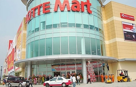 """Lotte Mart does not falter in the face of """"planned"""" heavy losses"""