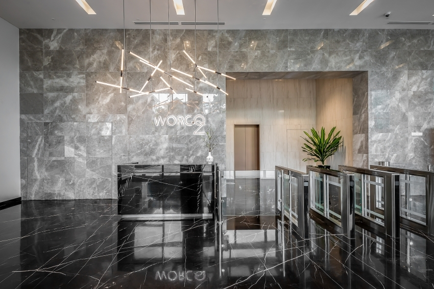 Worc@Q2 – the choice for premium office space