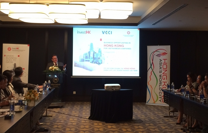 Hong Kong stands ready to welcome Vietnamese investors
