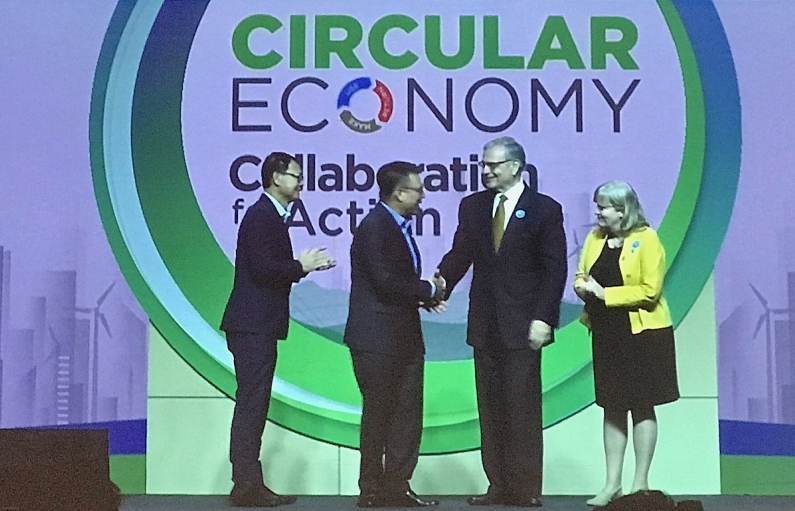 Long Son Petrochemical Complex to be SCG's model for circular economy