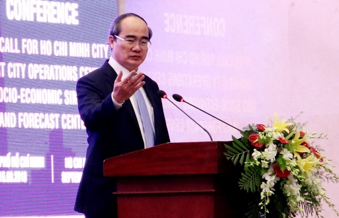 ho chi minh city calls for investors for two smart city projects