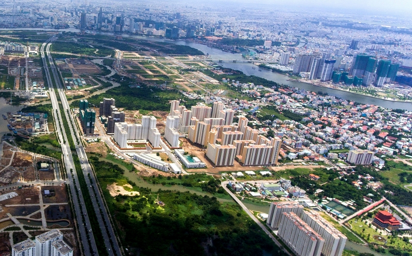 ho chi minh city green lights lotte eco smart city