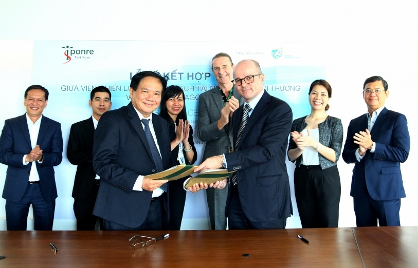Dragon Capital signs strategic agreement to strengthen biodiversity