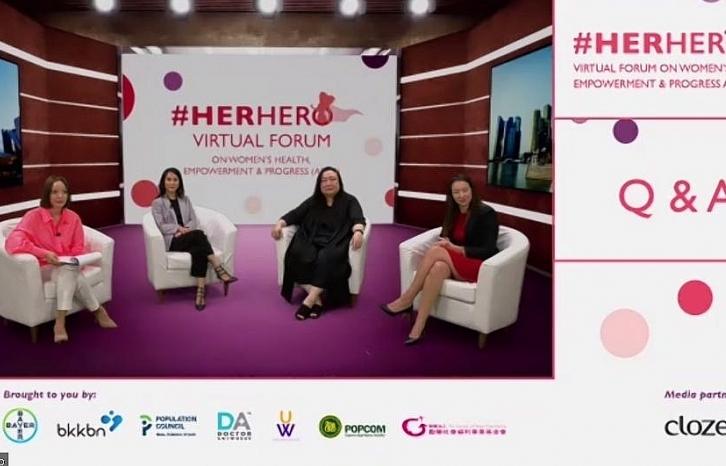 #HerHero campaign calls for women to prioritise family and health despite COVID-19