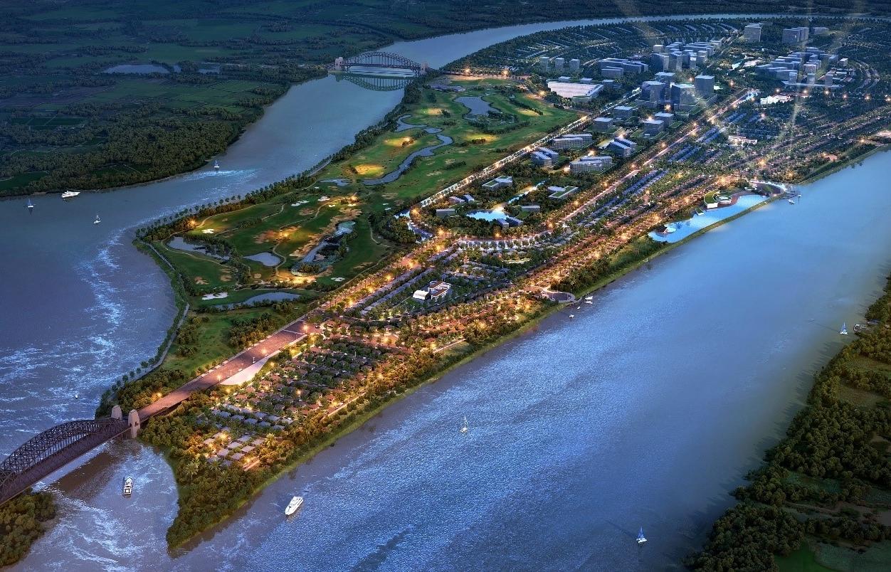 Nishi Nippon Railroad joins construction of Nam Long Dai Phuoc township