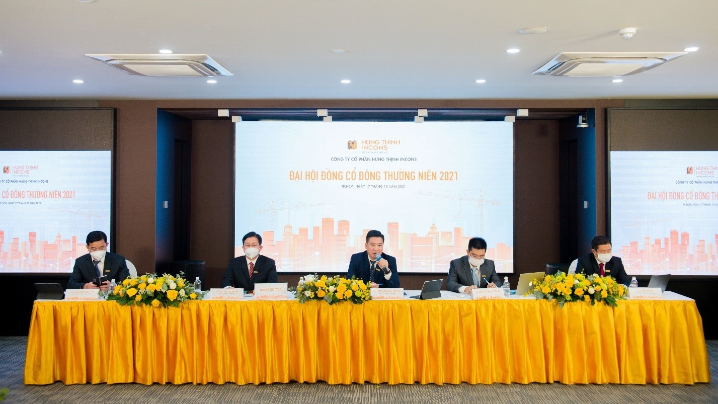 Hung Thinh Incons increases capital to VND1.1 trillion for new development strategy