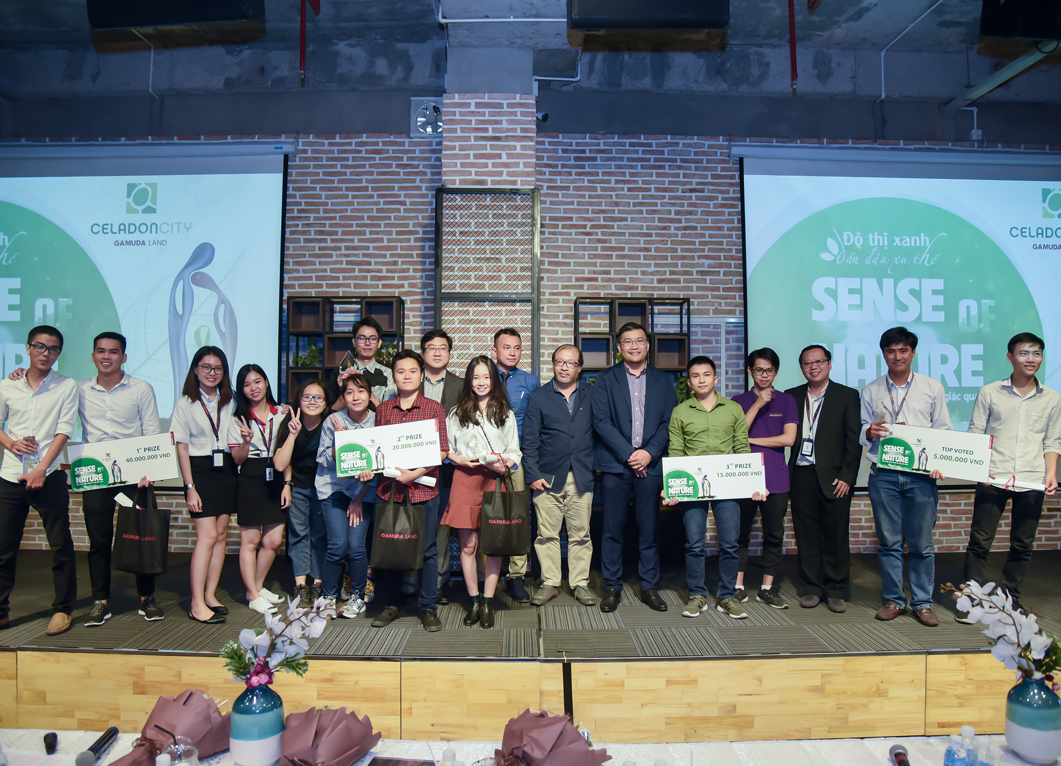 Gamuda Land unveils winners of landscape design competition