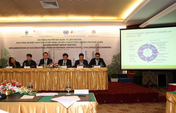vietnam heads towards eco industrial parks