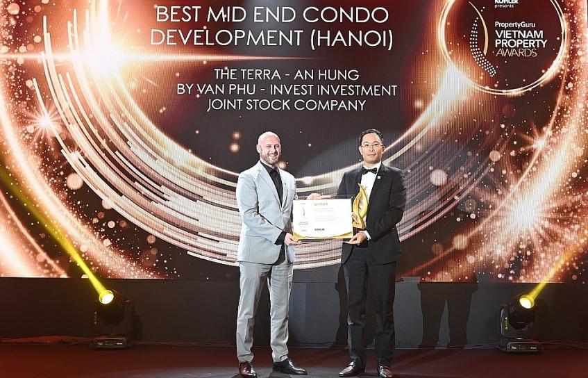 Van Phu – Invest JSC bags significant awards at PropertyGuru Vietnam