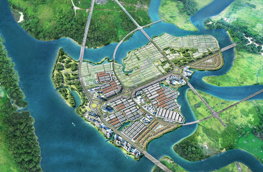 nam long group becomes full owner of dong nai waterfront city