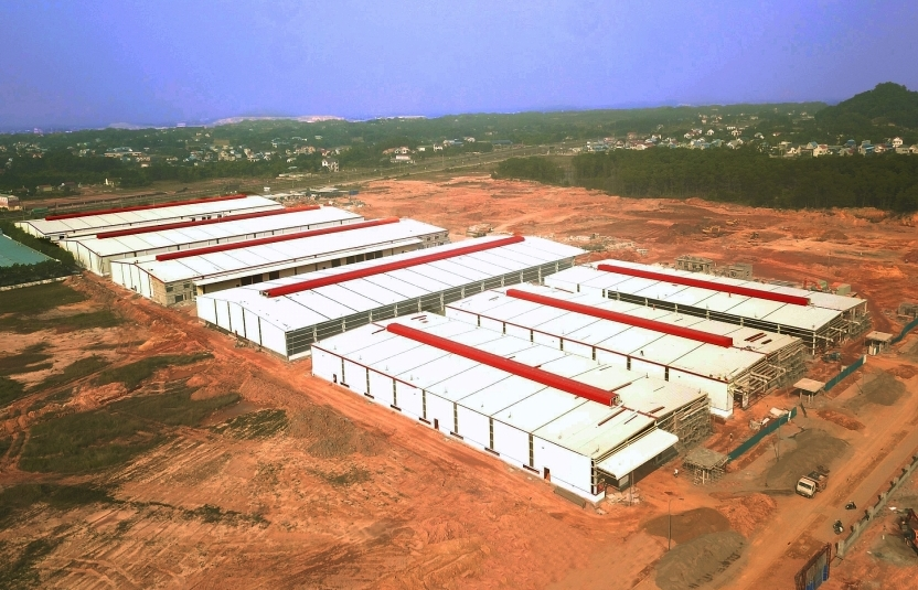 Finishing Phase 1 in January 2021, Gaw NP Industrial gets ready to raise new investment