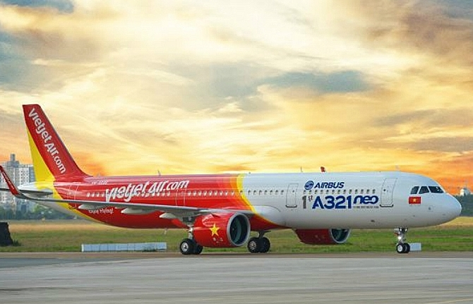 VietJet Air to jumpstart operations in Changi Airport Terminal 4
