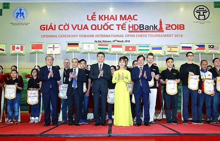HDBank initiative to raise next generation of chess masters