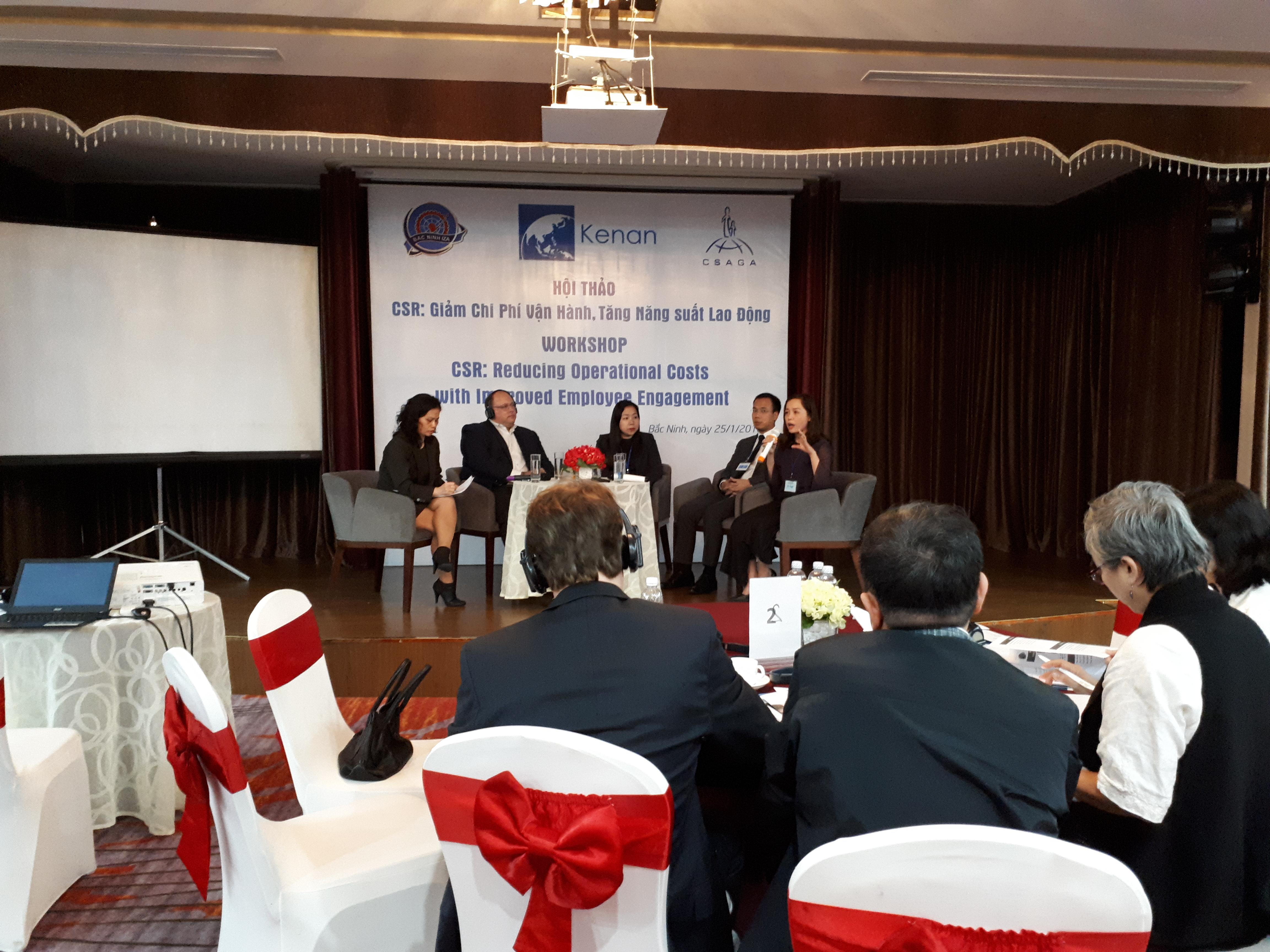 CSR brings success to investors