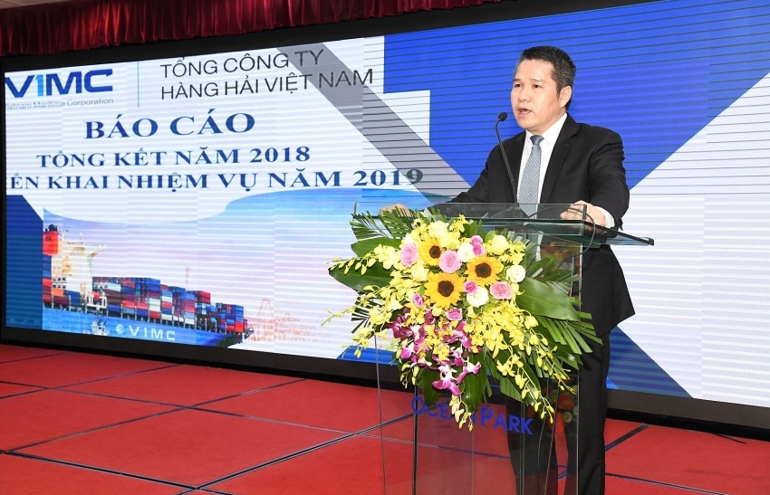 Shipping giant VIMC aims to double profit this year
