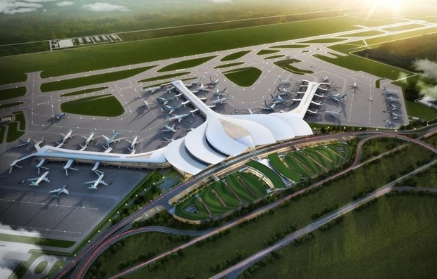 Work on Vietnam's would-be largest airport Long Thanh begins