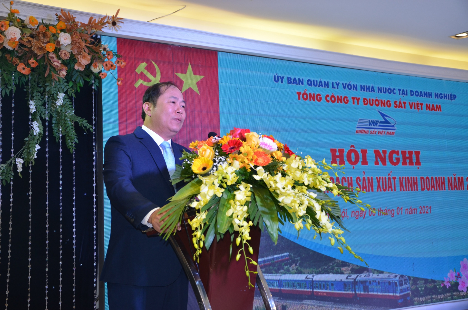 Vietnam Railways reports loss in 2020, urging clearance of legal problems