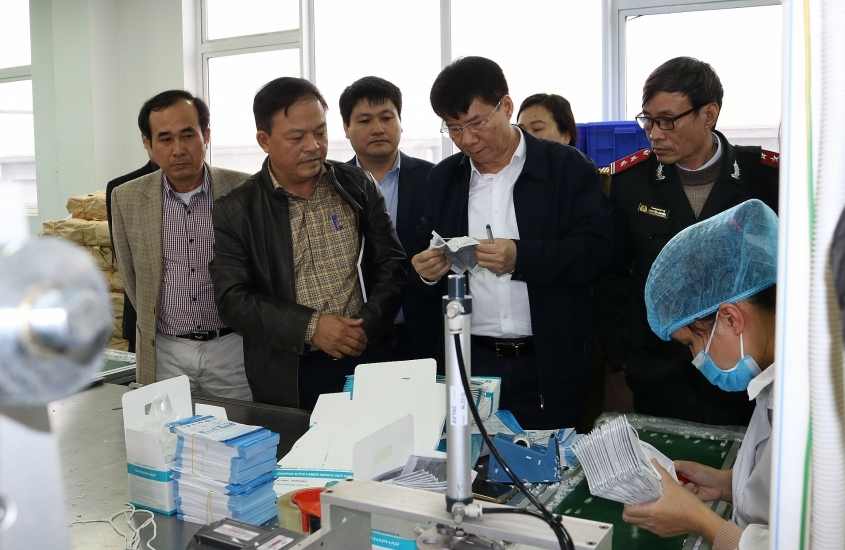 Ministry of Health moves to ensure medical supplies for nCoV fight