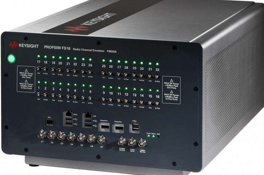 Keysight delivers new 5G channel emulation solution