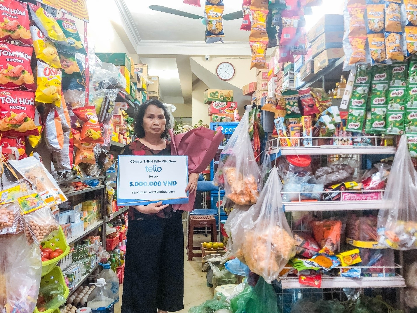Telio Care supports struggling local retailers during COVID-19