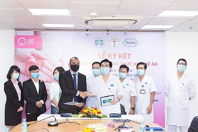 ho chi minh city oncology hospital joins project on improving breast cancer treatment