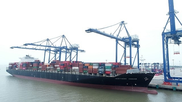 HICT services first vessel on North Vietnam-North America rotation