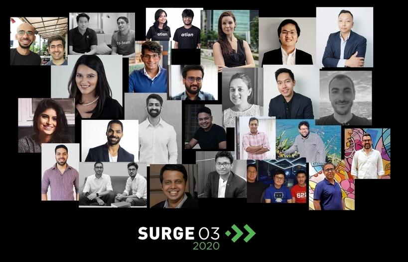 Sequoia Capital India's Surge announces third cohort of Surge 03 startups