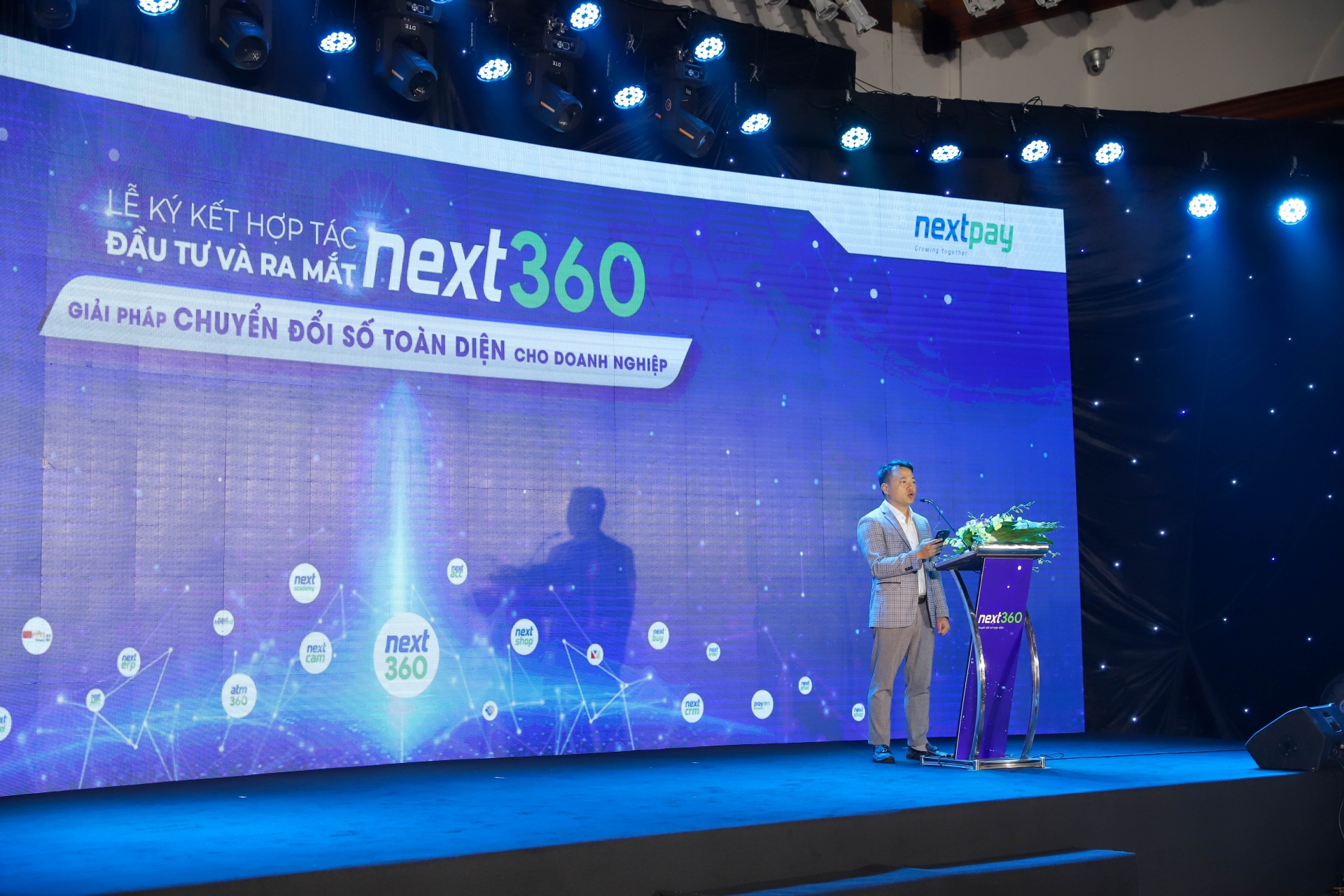 NextPay launches digital transformation ecosystem Next360.vn for MSMEs