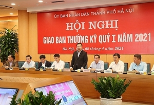 Hanoi determined to boost administrative reform to facilitate business