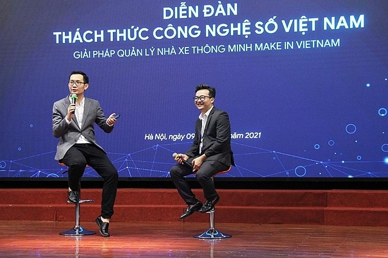 Digitising long-distance transportation in Vietnam